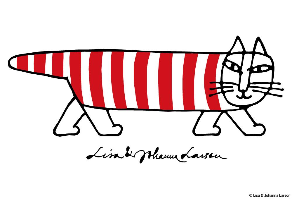 瑞典陶藝設計師 Stig Lindberg 的品牌,他創造了包括動物系列在內的約320件優秀作品。她於1979年離開工作後,於1992年成為一名免費設計師並成立了Keramik Studion Gustavsberg。不僅在瑞典和日本,而且在世界各地,溫柔可愛的風騷動物和質樸溫暖而富有表現力的人物藝術作品。