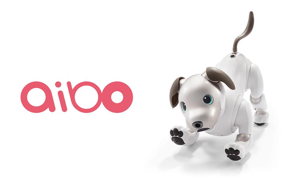 Sony Aibo Robot Pet.
